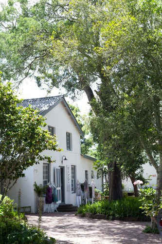 Old Nick Village in Plettenberg Bay is a landmark shopping destination on the Garden Route,