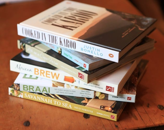 MakeAfrica stocks a selection of books about South Africa