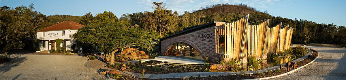 Old Nick Village in Plettenberg bay. Home of Mungo & other fantastic shops.