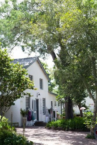 Old Nick Village in Plettenberg Bay is a landmark shopping destination on the Garden Route,